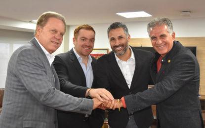 Mario Yepes es el nuevo Director Deportivo de la Federación Colombiana de Fútbol