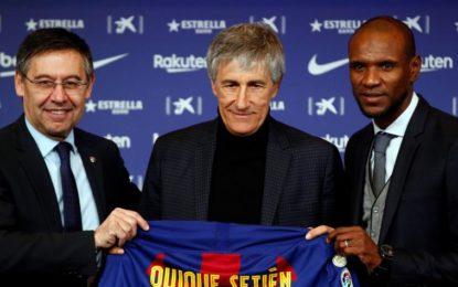 'Ayer paseaba al lado de las vacas y hoy entreno al Barcelona': Setién, nuevo entrenador del Barça