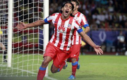 En Europa hablan de un posible regreso de Falcao al Atlético de Madrid