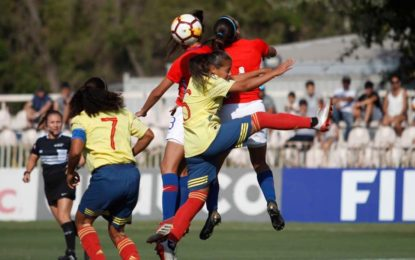 Selección Colombia Femenina lista para el Suramericano Sub 20