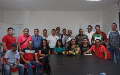 Dos días de trabajo con Institutos y Ligas de Casanare