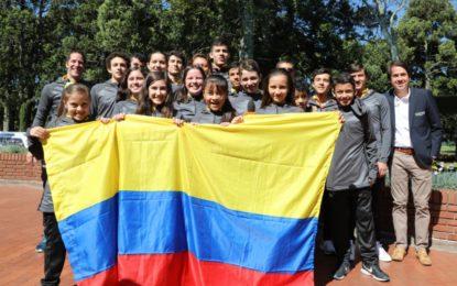 Colombia se lució en Suramericano de Squash
