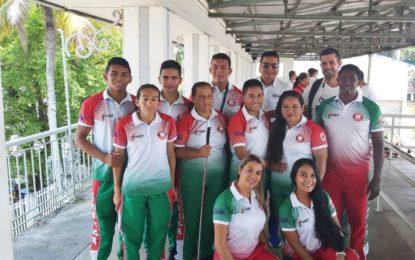Delegación araucana regresó de Cali con nuevas medallas nacionales