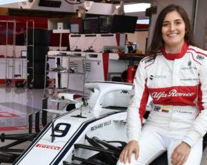 Una colombiana correrá las legendarias 24 Horas de Le Mans