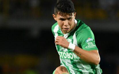 Llanero Nicolás Hernández regresar al Atlético Nacional
