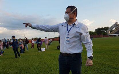 INDERCAS apoyó regreso de estudiantes universitarios a Yopal