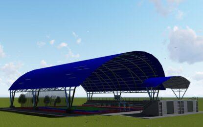 Infraestructura deportiva para Paz de Ariporo
