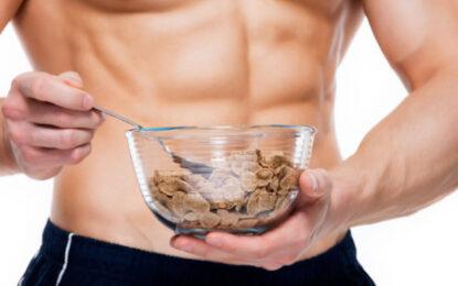 Alimentos para reducir grasa y ganar masa muscular