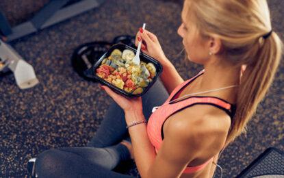 Alimentos que te ayudan a reducir grasa y ganar masa muscular
