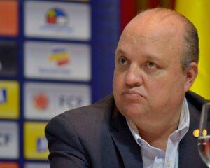 Con mala imagen pero indemnizado salió Jorge Enrique Vélez de la DIMAYOR