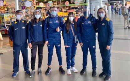 Atleta de la Liga del Meta integra Selección Colombia que viajó a la República Checa