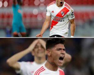 Colombianos figuras en River Plate