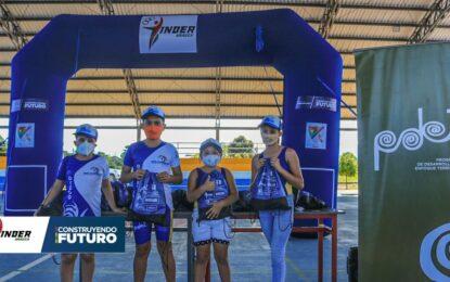 Niños y jóvenes de Arauca reciben implementación deportiva