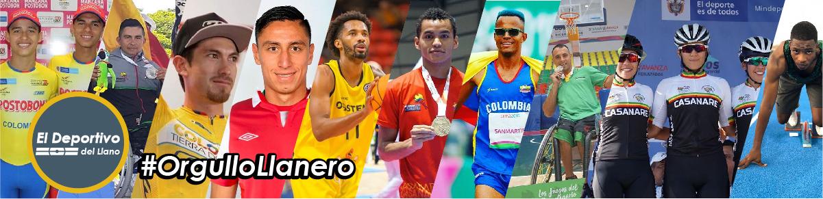 Portal especializado en información deportiva. Noticias, actualidad y eventos deportivos de la Orinoquía, Colombia y el mundo.