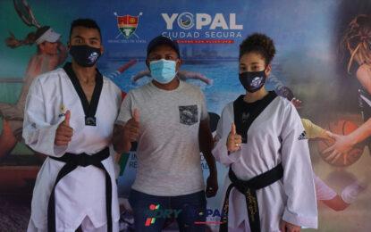 IDRY apoyó evento nacional e internacional de Taekwondo