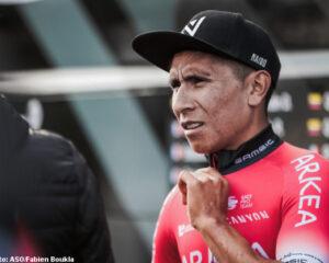 Nairo Quintana confirmó el tiempo que le tomará volver a la competencia