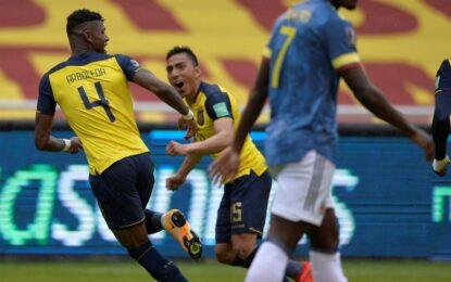 Día oscuro para la Selección Colombia