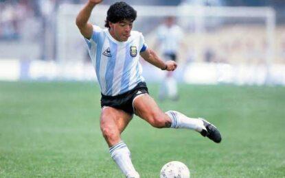 El mundo le dice adiós a Diego Maradona