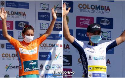 Lorena Colmenares y Johan Ramírez se quedaron con la victoria en Támara