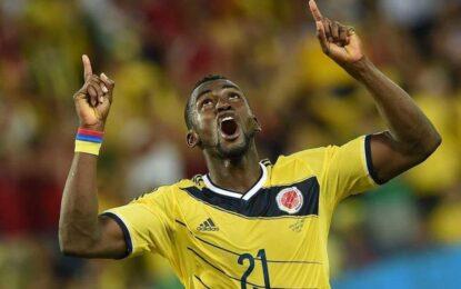 Así fue la carrera futbolística de Jackson Martínez