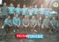 Tres ciclistas FUN en el top-25 en la Vuelta del Porvenir 2020