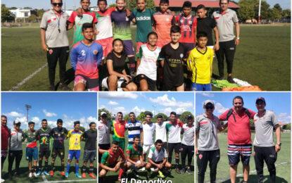 Patriotas FC busca talentos en Paz de Ariporo