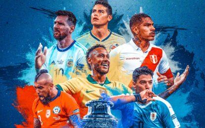 Argentina tampoco realizará la Copa América