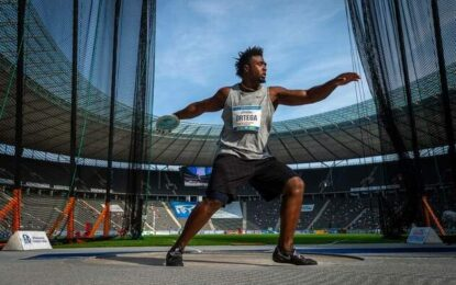 Mauricio Ortega, Campeón en Alemania