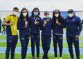 Colombia en los más alto del atletismo Suramericano
