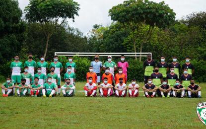 CEARC FC regresa al Torneo Nacional Interclubes