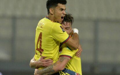 Colombia goleó a Perú y vuelve a soñar con Qatar
