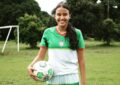 Gisela Guarín, talento del fútbol femenino