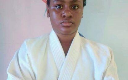 Casanareña en Campamento Nacional de Jiu Jitsu