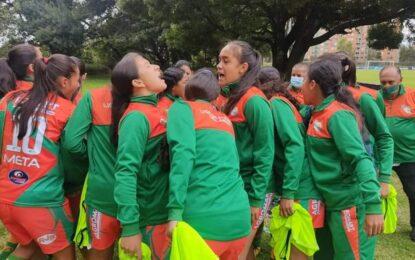 Selección Meta Femenina tercera a nivel nacional