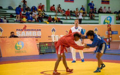 Finalizó Campeonato Panamericano de Sambo en Villavicencio