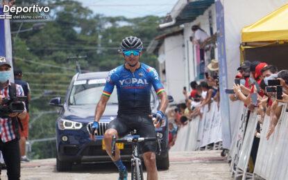 Brillante triunfo de etapa para el ciclismo casanareño