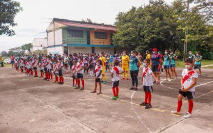 Comunidad del Charte en Yopal disfrutó los Juegos Campesinos