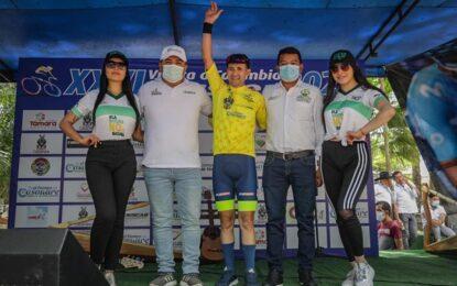 San Luis de Palenque recibió la primera etapa de la Vuelta a Colombia Máster